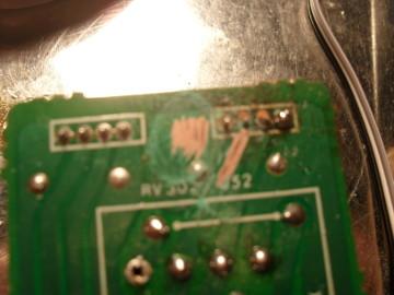 soldering amplifier volume